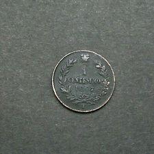 1 centesimo 1867 T TORINO MOLTO RARA ,  R2 Vittorio Emanuele II