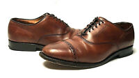 Allen Edmonds Leather Oxford Shoes Men's Size 8.5 (M-253)