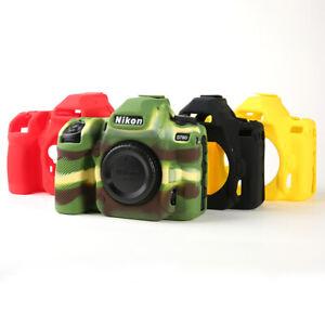 For Nikon D780 Soft Camera Bag Silicone Camera Case Body Protective Cover