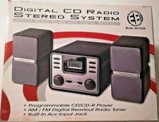 Electro Digital Cd Radio System