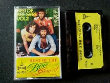 RARE THE BEST OF THE  BEE GEES VOL 2 CASSETTE TAPE ASIAN IMPORT VG-EX