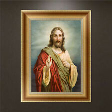 Religious Figures DIY 5D Diamond Embroidery Painting Cross Stitch Kit Home Decor