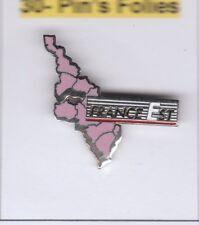 M6# Pinsfolies Pin's Badge Media Presse ecrite Edition France est