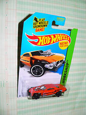 2014 Hot Wheels HW Workshop Project Speeder #205/250 facing left