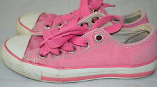 Girl's Converse Pink Tennis Shoes sneakers size sz 3
