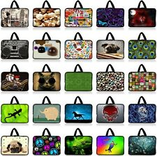 """Colorful 7"""" inch Tablet PC Laptop Ebook Reader Neoprene Sleeve Pouch Case Bag"""