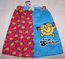 Little Miss Sunshine Girls Blue Pink Board Shorts Size 4 New