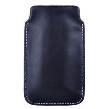 Forcell Handy Tasche Case für iPhone 5, schwarz, Handytasche