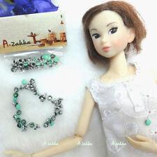 Doll Bjd 1/6 Dollfie Dress Making DIY Crafts Metal Mini Mushroom Rivet 4mm Cyan