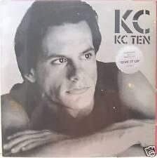 "KC & THE SUNSHINE BAND ""KC TEN"" lp USA sealed"