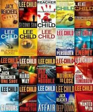 **DIGITAL BOOKS** Jack reacher lee child 25 books EPUB MOBI