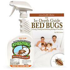 Bed Bug Patrol Bed Bug Killer Spray Treatment, 24oz Kills Bed Bugs on Contact.