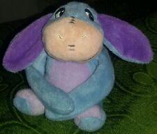 PELUCHE IH-OH ASINO - DISNEY - Winnie The Pooh Plush Eeyore Velboa Figure Trudi