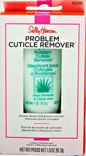 Sally Hansen Problem Cuticle Remover #45310 1oz NIB