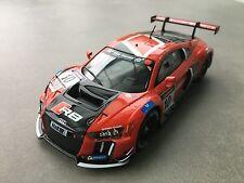 Carrera Digital 132 30770 Audi R8 LMS Audi Sport Team LICHT Karosse+Chassis NEU