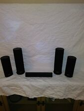 Sony true 5.1 surround speakers