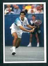 Pete Sampras (USA) Tennis 1992! Edizioni Panini MINT n.186! Rookie!