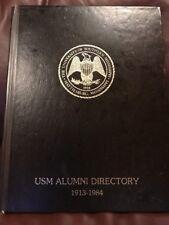 University Southern MS Alumni Directory