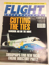 Flight International Magazine Bangkok Air On Move November 2000 FAL 042617nonr2