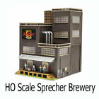 HO Scale LED Lighted Electronic Animated Multi Colored Sign Sprecher Brewery New
