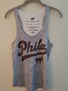 Philadelphia Phillies Women's Tank Top Shirt MLB Size Small