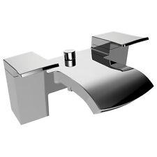 BNIB Bristan Descent Bath Shower Mixer Chrome  DSC BSM C