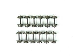 Trix Express H0, Märklin E33357811, 333578 ( 66689 ), 12 x Radsätze Spitze, neu