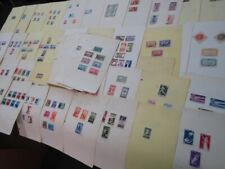 Nystamps Europe & Worldwide large old time much mint stamp collection High value