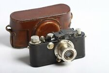 Leica I black / Nickel No 4619 + Leitz Elmar 3,5/50 Nickel