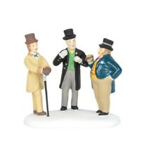 Department 56 Dickens Village Cornhill Bankers Figurine 6003081 New