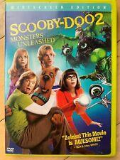 Scooby-Doo 2 Monsters Unleashed DVD ** Region 1NTSC **