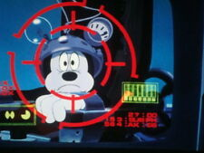"35mm Color Cartoon ""RUNAWAY BRAIN"" Mickey Mouse 1995 *In time for Halloween*"