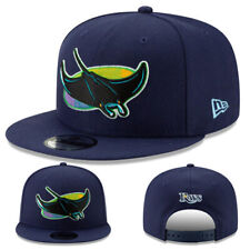New Era Tampa Bay Rays Snapback Hat MLB Cooperstown Classic 1998 Vintage Cap