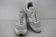 BALENCIAGA White Leather Trainers Size Eu 39