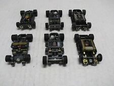 Tyco, afx and life life chassis lot