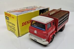 DINKY TOYS # 402 BEDFORD COCA COLA Truck - MB