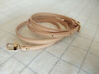 Real Leather Crossbody Strap Replacement 0.9*120CM Luxury Bag Accessories