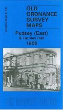 MAP OF PUDSEY (EAST) & FARNLEY HALL 1906