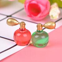 1:12 Dollhouse miniature decor perfume bottle tSE