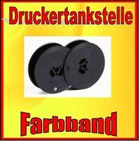 komp. Farbband Gr. 1 Doppelspule Schreibmaschine 13mm schwarz TA Triumpf Adler