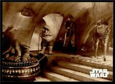 2020 Star Wars Return of the Jedi Black & White 13 The Max Rebo Band plays Sepia