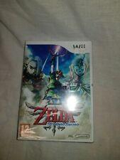 Zelda Skyward Sword (Wii) - Brand New Sealed / Neuf Scellé