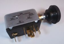 VW Bug Bus Ghia T3 Headlight Switch With Knob 311941531A
