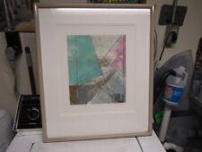 abstract  print  Greg Gronowski listed artist