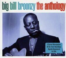 BIG BILL BROONZY - THE ANTHOLOGY 2 CD NEW!