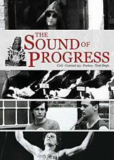THE SOUND OF PROGRESS Coil Current 93 Foetus Test Dept.(1988) DVD NEW .cp