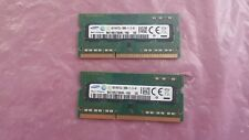 Samsung 8GB (2x4GB) DDR3L 1600Mhz PC3L-12800S Laptop Memory RAM