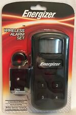 Energizer - Wireless Alarm - Black - Brand New