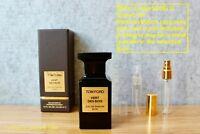 AUTHENTIC Tom Ford VERT DES BOIS cologne sample PICK SIZE