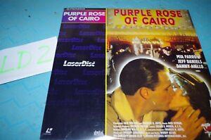 Laserdisk - Purple Rose of Cairo